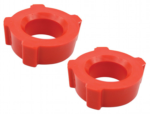 EMPI 16-5130 VW BUG SPRING PLATE/TORSION BAR KNOBBY URETHANE BUSHINGS 1-3/4