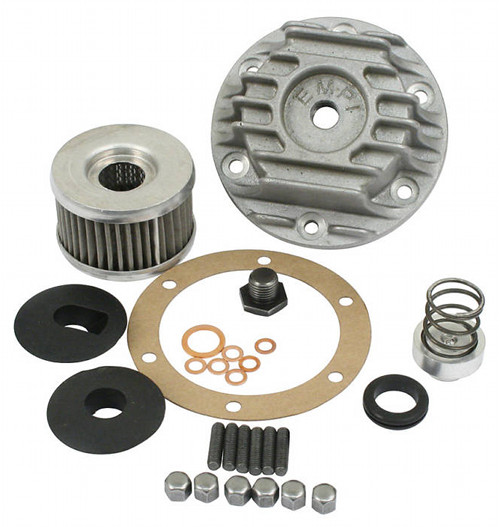 EMPI 17-2872 MINI SUMP KIT WITH BUILT-IN FILTER SYSTEM - 1600CC BEETLE STYLE ENGINES