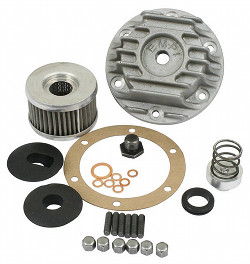 EMPI 17-2872 MINI SUMP KIT WITH BUILD-IN FILTER SYSTEM - 1600CC BEETLE STYLE ENGINES