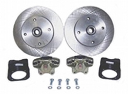 VW REAR DISC BRAKE CONVERSION KIT FITS SWINGAXLE & IRS BUG GHIA