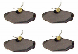 EMPI 22-2891 VW BUG W/E-BRAKES CALIPER DISC BRAKE PADS
