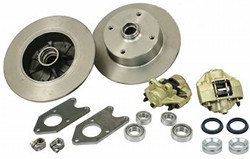 EMPI 22-2990 LINK PIN BOLT-ON DISC BRAKE KIT 5/130