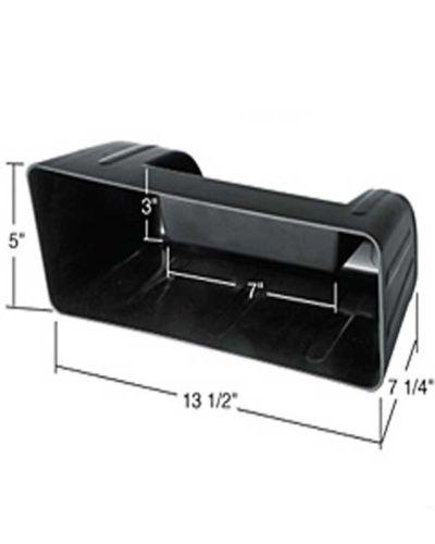 EMPI 3033 VW BUG BEETLE HIDDEN STEREO GLOVE BOX COMPARTMENT 1958-64