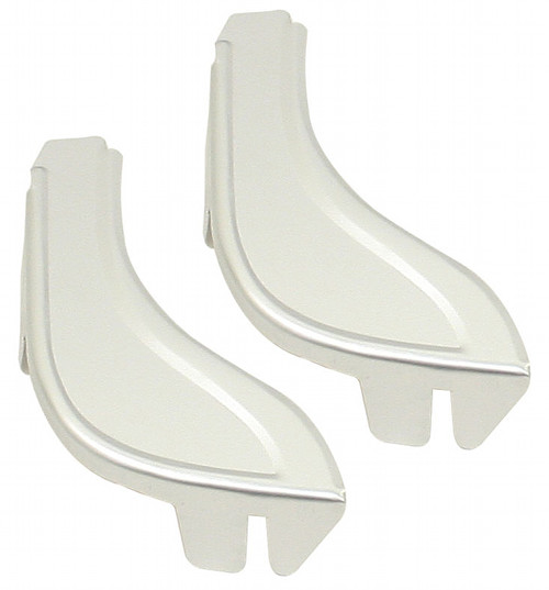 EMPI 6436 FRONT FENDER GUARDS ALUMINUM VW TYPE 1 BUG