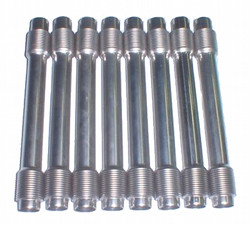 EMPI 8531 S/S WINDAGE PUSHROD ROD TUBES VW BUG ENGINE