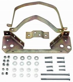 EMPI 9507 VW BUG SOLID TRANSAXLE TRANSMISSION STRAP MOUNT KIT