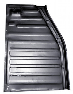 EMPI 3551 VW BUG FRONT PASSENGER SIDE FLOOR PAN 1/4 PANEL 111-701-060Q
