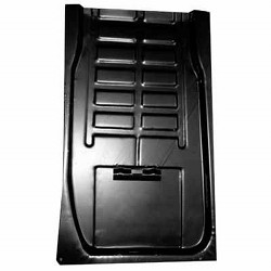 EMPI 3553 VW BUG REAR PASSENGER SIDE FLOOR PAN 1/4 PANEL 112-701-064Q