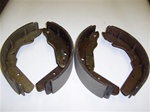 TYPE 2 BUS REAR DRUM BRAKE SHOES 1973-79