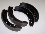 TYPE 1  FRONT DRUM BRAKE SHOES 1958-1964  bs78