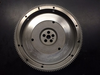 VW Bus Type 4 228mm Flywheel OE German Resurfaced