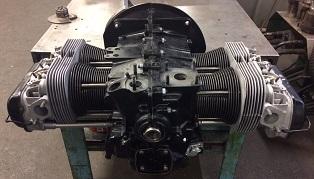 MoFoCo VW Rbuilt Aircooled Longblock 1600cc Single Port BE151
