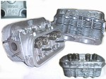 Mofoco 040 Dual Port New Cast Stock Cylinder Head  ***SCORE APPROVED***