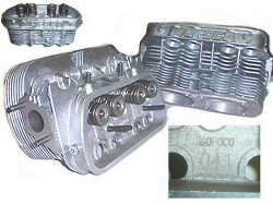 MOFOCO 041 BIG VALVE CYLINDER HEAD