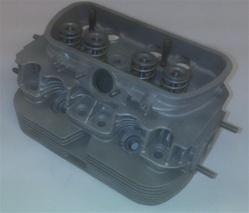 REBUILT SINGLE PORT VW CYLINDER HEAD