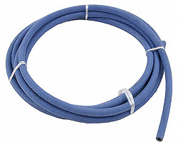 VW BUG CLOTH BRAIDED BRAKE FLUID RESERVOIR HOSE 7MM I.D. PER FOOT