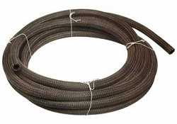 VW BUG BUS 5MM CLOTH BRAIDED FUEL GAS LINE HOSE  N203551 PER FOOT