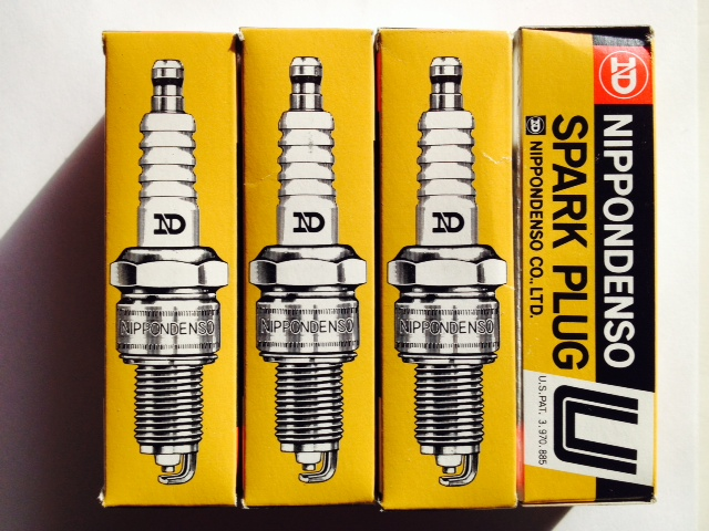VW 1600cc Spark Plugs ND W16FS-U (3034)
