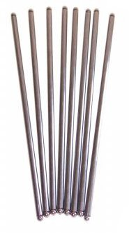 VW TYPE 1 BUG ENGINE PR1001 SET OF HYDRAULIC PUSHRODS  8
