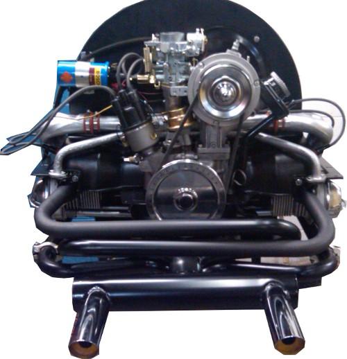Volkswagen Motors: Mofoco CE161 Turn Key Engine