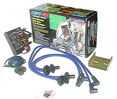 11100-B Engine DIS Ignition Compufire Vw Bug Bus 009 Blue Wires