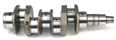 2.0 Liter Reground VW Bus Crankshaft