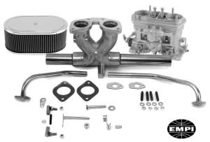 Weber Single 44IDF Carb Kit Type 1 43-7316