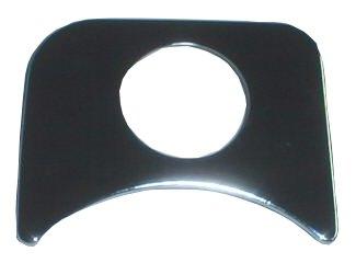 EMPI 14-1006 Chrome Dash Panel 1 Gauge Hole Vw Bug