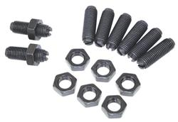 O.E. Type Valve Adjusting Screw & Nut Kit Set