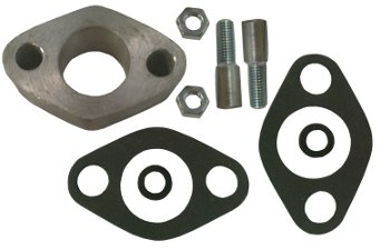 EMPI 3245 Carburetor Adaptor For Alternator Conversion