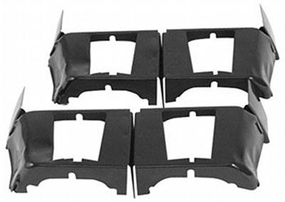 Mofoco EMPI 8877 ENGINE CYLINDER HEAD COOL TIN BLACK VW BUG