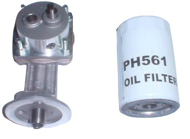 EMPI 9206 VW BUG ENGINE FULL FLOW OIL FILTER PUMP UP TO 1970