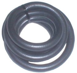 EMPI VW BUG ENGINE HI-TEMP PRESSURE OIL COOLER FILTER HOSE 3/8 INCH I.D. BLACK 5 FEET