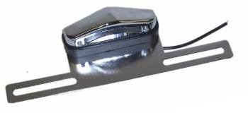 EMPI 9457 LICENSE PLATE BRACKET & LIGHT