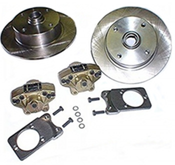 VW FRONT DISC BRAKE CONVERSION KIT COMPLETE FITS 1966 AND NEWER BUG