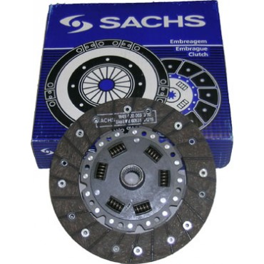 SACHS TYPE 1-2-3 CLUTCH DISC - SPRING  CENTER