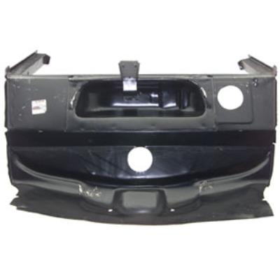 Inner Front Panel And Spare Tire Box