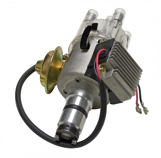 Electronic Ignition Vaccuum Advance Distributor