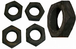 TYPE 3 BALL JOINT NUTS - SET OF 4