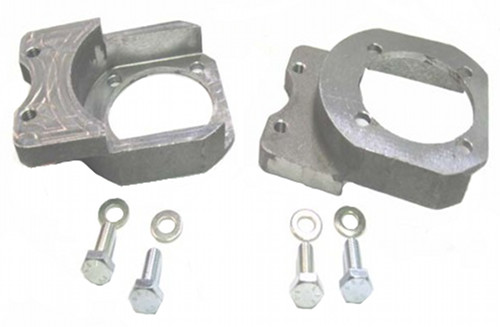 VW TYPE 1 BUG BEETLE REAR DISC BRAKE CONVERSION CALIPER BRACKETS